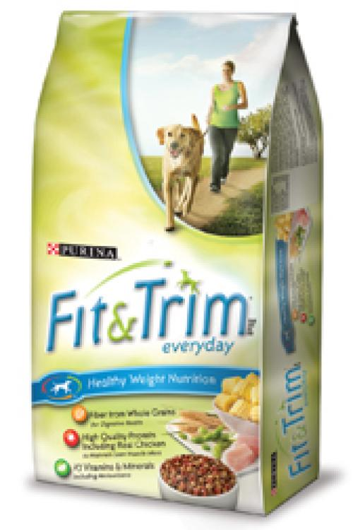 Paradise pets purina fit and trim for Purina tropical fish food