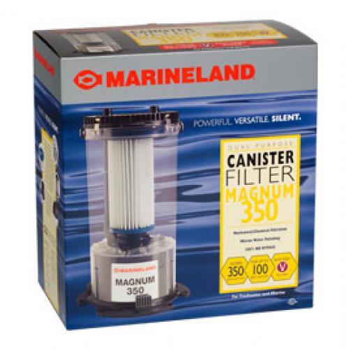 Paradise Pets: Marineland Magnum 350 Pro Canister Filter